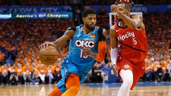 Westbrook leads Thunder past Trail Blazers, 120-108