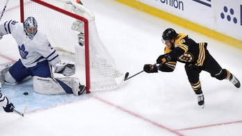 Boston Bruins star David Pastrnak takes shot at Justin Bieber after win over Toronto Maple Leafs