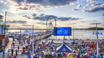 Maryland man accused of plotting to run van into National Harbor crowd, 'keep driving and driving and driving'