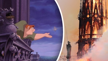 Disney donates $5M to Notre Dame reconstruction following fire
