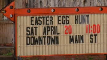 Locals donate candy to Arkansas town after thief steals stash earmarked for Easter egg hunt