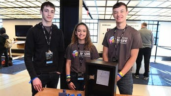 High school students design technologies to thwart an active shooter