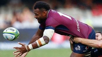 Australia rugby star Samu Kerevi apologizes for 'I love you Jesus' Easter post