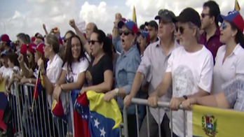 Some US Venezuelans flock to GOP amid anger at Dems for lack of action against Maduro