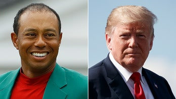 Trump to give Tiger Woods Presidential Medal of Freedom after Masters 2019 win