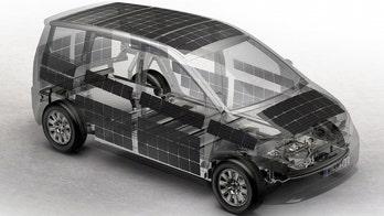 Solar powered car gets the green light