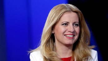 Slovakia bucks populist trend as liberal novice prepares to take power as country's first female president