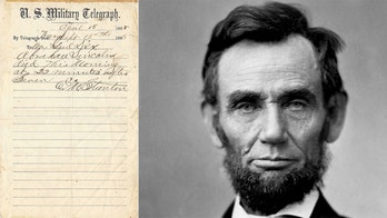 Remembering 'The Great Emancipator' 156 years after his assassination in 'Lincoln: A Nation Reborn'