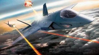 Air Force calls for new 'Vanguard' weapons program with hypersonics, lasers and networked missiles
