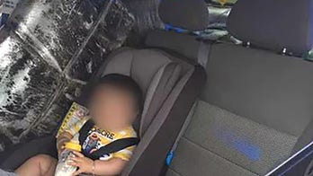 Texas cops find 275 pounds of pot next to baby in car seat, women arrested: report