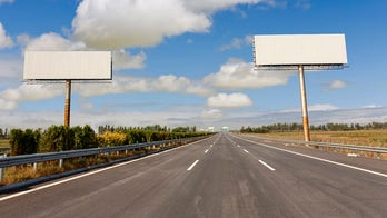 Looking at billboards can make you a safer driver, study suggests