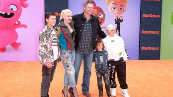 Blake Shelton gets 'cool points' with Gwen Stefani's sons at 'UglyDolls' premiere