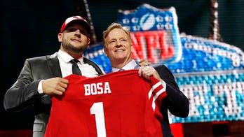 Trump congratulates San Francisco 49ers draft pick Nick Bosa: 'Always stay true to yourself'