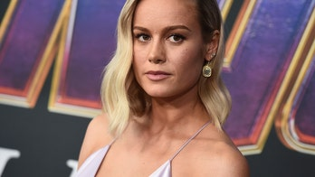 Brie Larson's 'Jimmy Kimmel Live' dress goes viral
