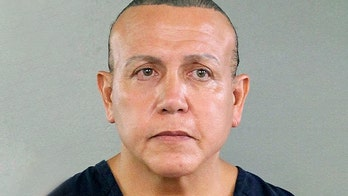 Cesar Sayoc, who pleaded guilty to mailing non-working bombs, tells judge he never intended to hurt anyone