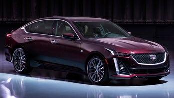 Hands off: Semi-autonomous 2020 Cadillac CT5 debuts at New York International Auto Show