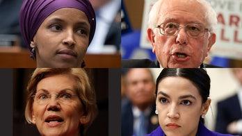 Alexandria Ocasio-Cortez thanks Bernie Sanders, Elizabeth Warren for defending Ilhan Omar after Trump's 9/11 video