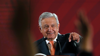 Mexico president kicks off new capital airport project