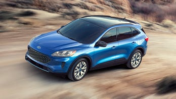 2020 Ford Escape revealed with more room and plug-in hybrid power
