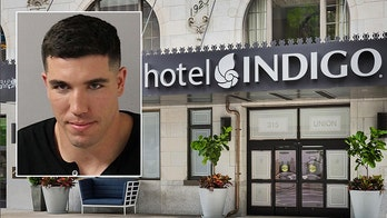 Houston Texans player arrested for drunkenly punching out Nashville hotel window during NFL draft: police