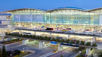 San Francisco airport officials say there's a 'surge' of homeless people taking shelter