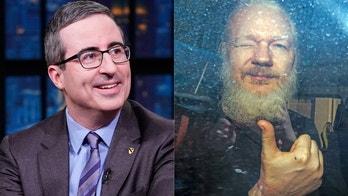 John Oliver reluctantly defends Julian Assange after arrest, slams CNN coverage of case