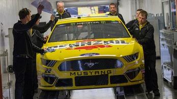 NASCAR will test future Gen-7 car tech at all-star race