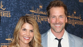 Lori Loughlin gets support from 'When Calls the Heart' co-star amid college admissions scandal
