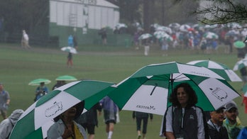 Masters prepares for unprecedented tee off due to weather, officials say