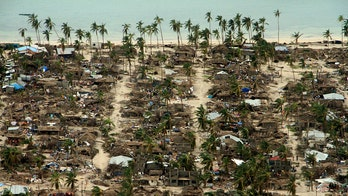 Flooding grips Mozambique in Cyclone Kenneth's wake