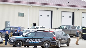 North Dakota quadruple homicide suspect at large; tight-lipped cops say victims 'didn't do it themselves'