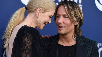 Nicole Kidman says Keith Urban's lyrics 'she's a maniac in the bed' are 'a little embarrassing'