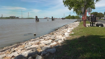 Future of New Orleans in peril as $14B flood protection starts sinking