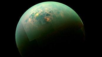 Saturn's moon Titan has polar vortexes that can last 22 years