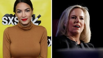 Alexandria Ocasio-Cortez: Kirstjen Nielsen 'oversaw one of the largest-scale human rights violations in history'