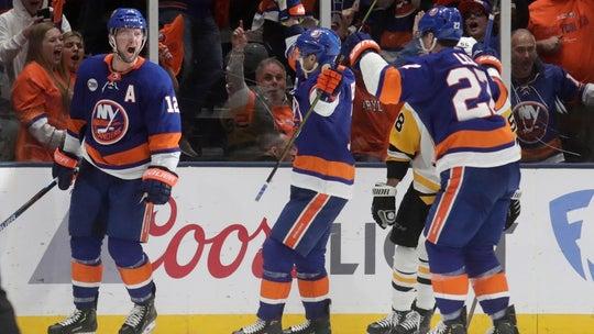 Eberle, Bailey help Islanders beat Penguins 3-1 in Game 2