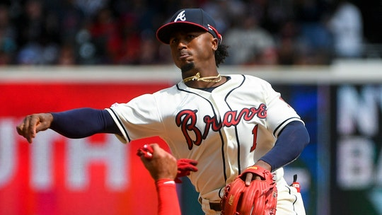 Ozzie Albies' contract extension with Atlanta Braves draws criticism: 'Just brutal'