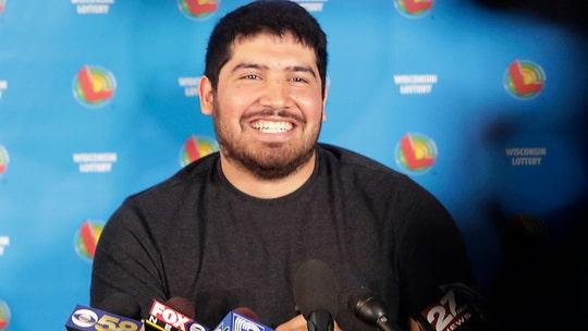 Wisconsin man, 24, wins $768M Powerball jackpot: 'I was going insane'