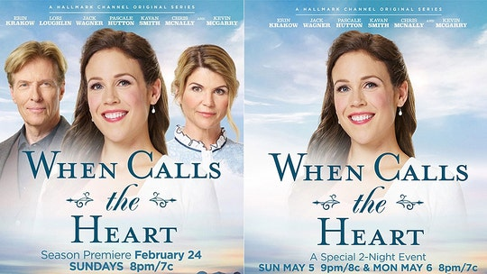 Lori Loughlin removed from Hallmark's 'When Calls the Heart' poster ahead of premiere