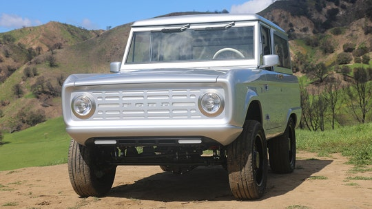 Electric Ford Bronco revealed with shocking price