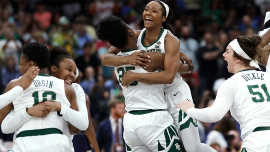 Baylor basketball is first women's team to accept Trump White House invitation