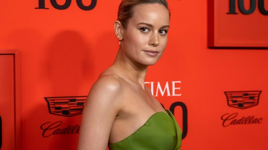 Brie Larson's Time 100 Gala dress makes us green with envy