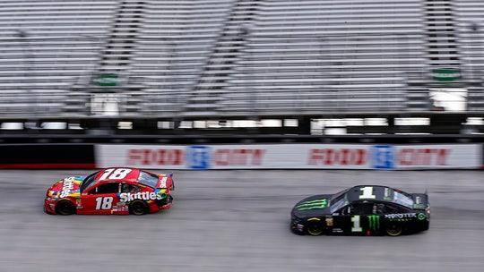 Here's why NASCAR Bristol race had so many empty seats