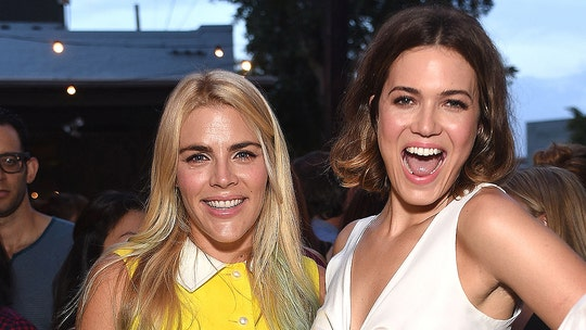 Mandy Moore, Busy Philipps accuse 'Guys and Dolls' casting producers of sexism