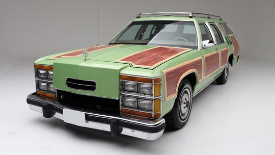 Wagon Queen Family Truckster replica sold for six figures