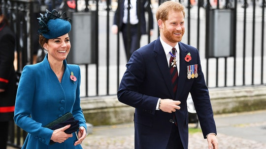 Prince Harry steps out with Kate Middleton amid royal family feud rumors