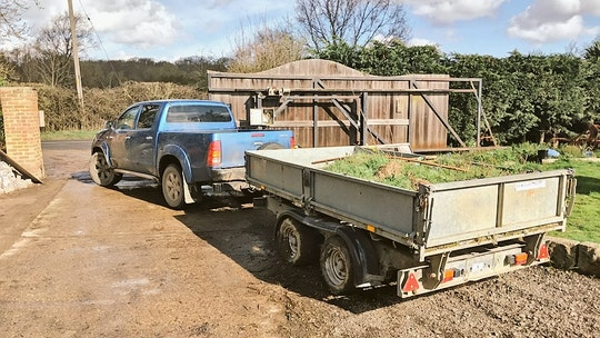 Farm find: Police recover trailer stolen in 2007