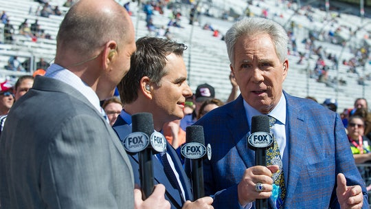 Darrell Waltrip announces retirement from Fox Sports NASCAR team