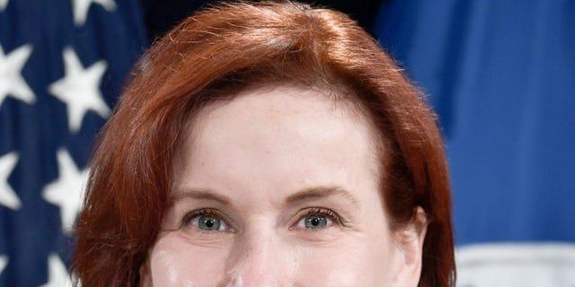 Claire Grady official DHS portrait.