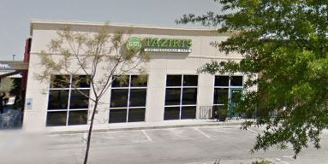 Taziki's Mediterranean Café in Montgomery, Ala., shared a joke about the incident on social media.